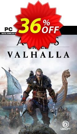 Assassin's Creed Valhalla PC - EU  Coupon discount Assassin's Creed Valhalla PC (EU) Deal 2021 CDkeys - Assassin's Creed Valhalla PC (EU) Exclusive Sale offer for iVoicesoft