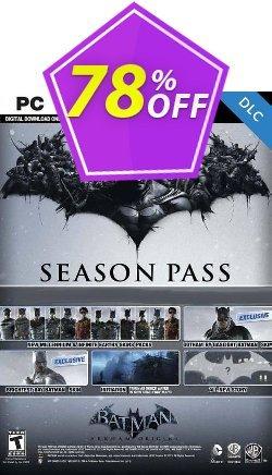 Batman: Arkham Origins - Season Pass PC-DLC Coupon discount Batman: Arkham Origins - Season Pass PC-DLC Deal 2021 CDkeys - Batman: Arkham Origins - Season Pass PC-DLC Exclusive Sale offer for iVoicesoft