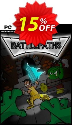 Battlepaths PC Coupon discount Battlepaths PC Deal 2021 CDkeys. Promotion: Battlepaths PC Exclusive Sale offer for iVoicesoft