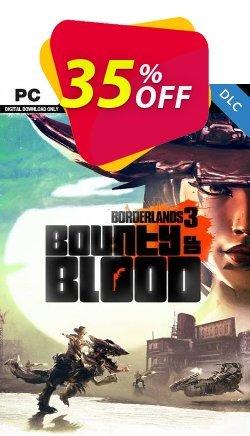 Borderlands 3: Bounty of Blood PC - DLC - Steam - EU  Coupon discount Borderlands 3: Bounty of Blood PC - DLC (Steam) (EU) Deal 2021 CDkeys - Borderlands 3: Bounty of Blood PC - DLC (Steam) (EU) Exclusive Sale offer for iVoicesoft