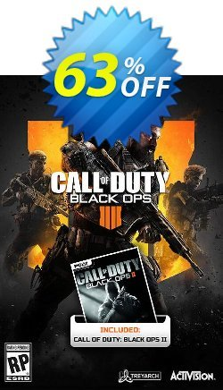 Call of Duty Black Ops 4 Inc Black Ops 2 PC Coupon discount Call of Duty Black Ops 4 Inc Black Ops 2 PC Deal 2021 CDkeys - Call of Duty Black Ops 4 Inc Black Ops 2 PC Exclusive Sale offer for iVoicesoft