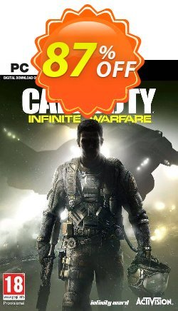 Call of Duty: Infinite Warfare PC - MEA  Coupon discount Call of Duty: Infinite Warfare PC (MEA) Deal 2021 CDkeys - Call of Duty: Infinite Warfare PC (MEA) Exclusive Sale offer for iVoicesoft