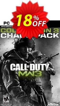 Call of Duty Modern Warfare 3 Collection 3 Chaos Pack PC Coupon discount Call of Duty Modern Warfare 3 Collection 3 Chaos Pack PC Deal 2021 CDkeys - Call of Duty Modern Warfare 3 Collection 3 Chaos Pack PC Exclusive Sale offer for iVoicesoft