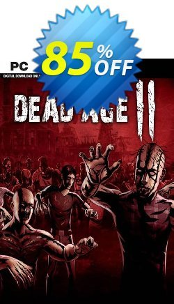 Dead Age 2 PC Coupon discount Dead Age 2 PC Deal 2021 CDkeys - Dead Age 2 PC Exclusive Sale offer for iVoicesoft