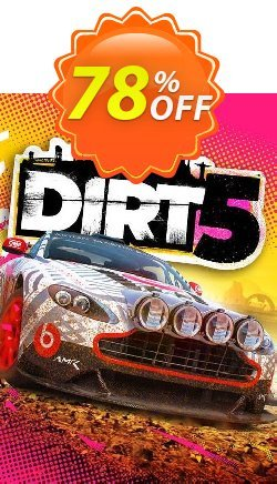 DIRT 5 PC Coupon discount DIRT 5 PC Deal 2021 CDkeys - DIRT 5 PC Exclusive Sale offer for iVoicesoft