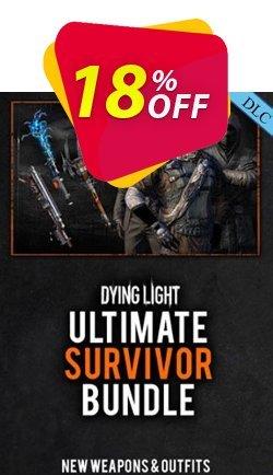 Dying Light - Ultimate Survivor Bundle DLC PC Coupon discount Dying Light - Ultimate Survivor Bundle DLC PC Deal 2021 CDkeys. Promotion: Dying Light - Ultimate Survivor Bundle DLC PC Exclusive Sale offer for iVoicesoft