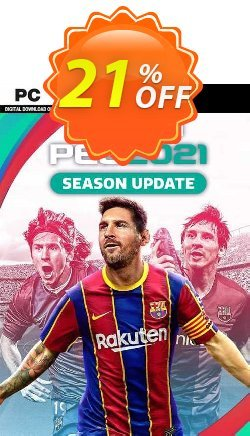 eFootball PES 2021 PC Coupon discount eFootball PES 2021 PC Deal 2021 CDkeys - eFootball PES 2021 PC Exclusive Sale offer for iVoicesoft