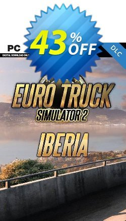 Euro Truck Simulator 2 PC - Iberia DLC Coupon discount Euro Truck Simulator 2 PC - Iberia DLC Deal 2021 CDkeys - Euro Truck Simulator 2 PC - Iberia DLC Exclusive Sale offer for iVoicesoft