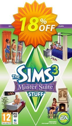 The Sims 3: Master Suite Stuff PC Coupon discount The Sims 3: Master Suite Stuff PC Deal - The Sims 3: Master Suite Stuff PC Exclusive offer for iVoicesoft