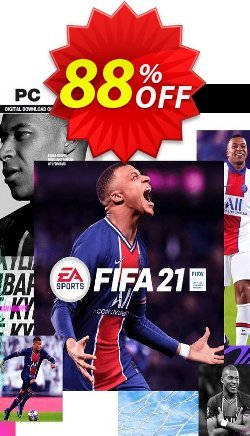 FIFA 21 PC Coupon discount FIFA 21 PC Deal 2021 CDkeys - FIFA 21 PC Exclusive Sale offer for iVoicesoft