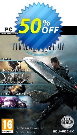 Final Fantasy XIV 14 Online Complete Edition Inc. Shadowbringers PC Coupon discount Final Fantasy XIV 14 Online Complete Edition Inc. Shadowbringers PC Deal 2021 CDkeys - Final Fantasy XIV 14 Online Complete Edition Inc. Shadowbringers PC Exclusive Sale offer for iVoicesoft
