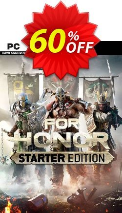 For Honor Starter Edition PC - EU  Coupon discount For Honor Starter Edition PC (EU) Deal 2021 CDkeys - For Honor Starter Edition PC (EU) Exclusive Sale offer for iVoicesoft