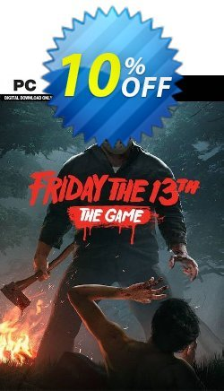 Friday the 13th: The Game PC Coupon discount Friday the 13th: The Game PC Deal 2021 CDkeys - Friday the 13th: The Game PC Exclusive Sale offer for iVoicesoft
