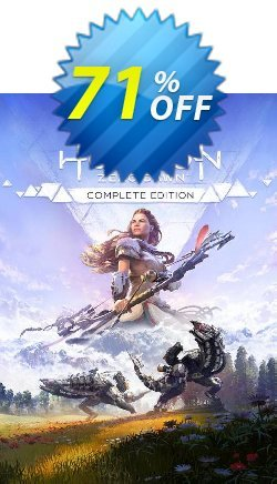 Horizon Zero Dawn - Complete Edition PC Coupon discount Horizon Zero Dawn - Complete Edition PC Deal 2021 CDkeys - Horizon Zero Dawn - Complete Edition PC Exclusive Sale offer for iVoicesoft