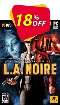L.A. Noire Complete Edition PC Coupon discount L.A. Noire Complete Edition PC Deal 2021 CDkeys - L.A. Noire Complete Edition PC Exclusive Sale offer for iVoicesoft