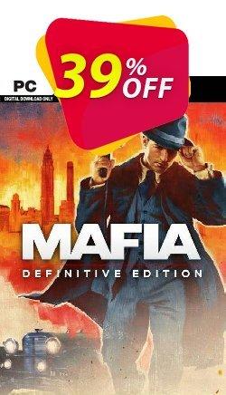 Mafia: Definitive Edition PC - EU  Coupon discount Mafia: Definitive Edition PC (EU) Deal 2021 CDkeys - Mafia: Definitive Edition PC (EU) Exclusive Sale offer for iVoicesoft