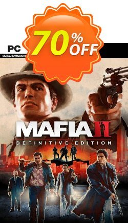 Mafia II - Definitive Edition PC - WW  Coupon discount Mafia II - Definitive Edition PC (WW) Deal 2021 CDkeys - Mafia II - Definitive Edition PC (WW) Exclusive Sale offer for iVoicesoft