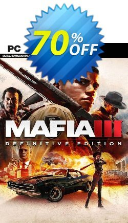 Mafia III - Definitive Edition PC - WW  Coupon discount Mafia III - Definitive Edition PC (WW) Deal 2021 CDkeys - Mafia III - Definitive Edition PC (WW) Exclusive Sale offer for iVoicesoft