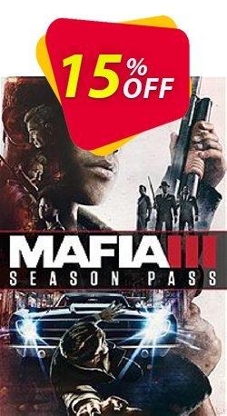Mafia III 3: Season Pass PC - Global  Coupon discount Mafia III 3: Season Pass PC (Global) Deal 2021 CDkeys - Mafia III 3: Season Pass PC (Global) Exclusive Sale offer for iVoicesoft