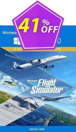 Microsoft Flight Simulator Premium Deluxe - Windows 10 PC Coupon discount Microsoft Flight Simulator Premium Deluxe - Windows 10 PC Deal 2021 CDkeys. Promotion: Microsoft Flight Simulator Premium Deluxe - Windows 10 PC Exclusive Sale offer for iVoicesoft