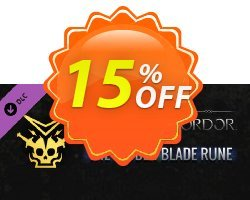 Middle-Earth Shadow of Mordor  Hidden Blade Rune PC Coupon discount Middle-Earth Shadow of Mordor  Hidden Blade Rune PC Deal 2021 CDkeys - Middle-Earth Shadow of Mordor  Hidden Blade Rune PC Exclusive Sale offer for iVoicesoft