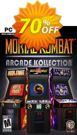 Mortal Kombat: Arcade Kollection PC Coupon discount Mortal Kombat: Arcade Kollection PC Deal 2021 CDkeys - Mortal Kombat: Arcade Kollection PC Exclusive Sale offer for iVoicesoft
