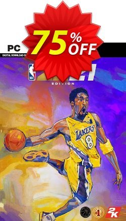 NBA 2K21 Mamba Forever Edition PC - WW  Coupon discount NBA 2K21 Mamba Forever Edition PC (WW) Deal 2021 CDkeys - NBA 2K21 Mamba Forever Edition PC (WW) Exclusive Sale offer for iVoicesoft