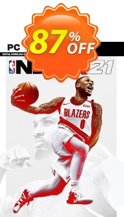 NBA 2K21 PC - EU  Coupon discount NBA 2K21 PC (EU) Deal 2021 CDkeys - NBA 2K21 PC (EU) Exclusive Sale offer for iVoicesoft