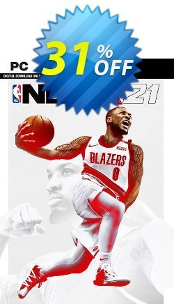 NBA 2K21 PC Coupon discount NBA 2K21 PC Deal 2021 CDkeys - NBA 2K21 PC Exclusive Sale offer for iVoicesoft