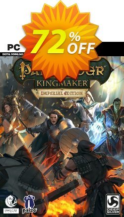 Pathfinder: Kingmaker - Imperial Edition PC Coupon discount Pathfinder: Kingmaker - Imperial Edition PC Deal 2021 CDkeys - Pathfinder: Kingmaker - Imperial Edition PC Exclusive Sale offer for iVoicesoft