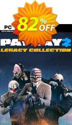 PAYDAY 2: LEGACY COLLECTION PC Coupon discount PAYDAY 2: LEGACY COLLECTION PC Deal 2021 CDkeys - PAYDAY 2: LEGACY COLLECTION PC Exclusive Sale offer for iVoicesoft