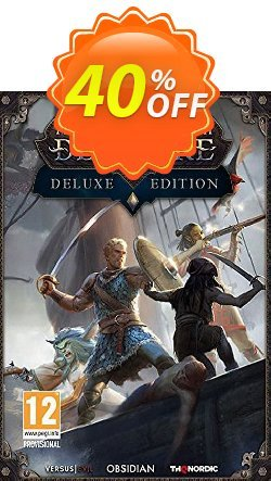 Pillars of Eternity II 2 Deadfire Deluxe Edition PC Coupon discount Pillars of Eternity II 2 Deadfire Deluxe Edition PC Deal 2021 CDkeys - Pillars of Eternity II 2 Deadfire Deluxe Edition PC Exclusive Sale offer for iVoicesoft