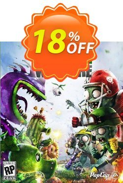 Plants vs. Zombies Garden Warfare PC Coupon discount Plants vs. Zombies Garden Warfare PC Deal 2021 CDkeys. Promotion: Plants vs. Zombies Garden Warfare PC Exclusive Sale offer for iVoicesoft