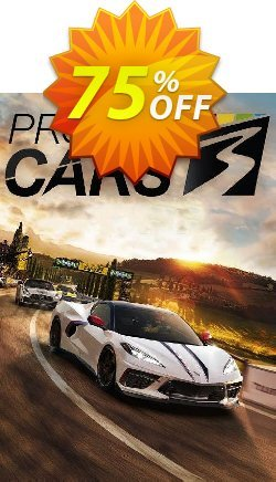 Project Cars 3 PC Coupon discount Project Cars 3 PC Deal 2021 CDkeys - Project Cars 3 PC Exclusive Sale offer for iVoicesoft