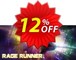 Rage Runner PC Coupon discount Rage Runner PC Deal 2021 CDkeys - Rage Runner PC Exclusive Sale offer for iVoicesoft
