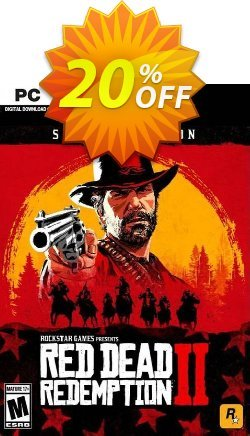 Red Dead Redemption 2 - Special Edition PC + DLC Coupon discount Red Dead Redemption 2 - Special Edition PC + DLC Deal 2021 CDkeys - Red Dead Redemption 2 - Special Edition PC + DLC Exclusive Sale offer for iVoicesoft