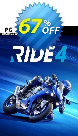 Ride 4 PC Coupon discount Ride 4 PC Deal 2021 CDkeys - Ride 4 PC Exclusive Sale offer for iVoicesoft