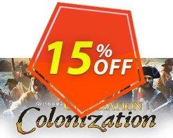 Sid Meier's Civilization IV Colonization PC Coupon discount Sid Meier's Civilization IV Colonization PC Deal 2021 CDkeys - Sid Meier's Civilization IV Colonization PC Exclusive Sale offer for iVoicesoft