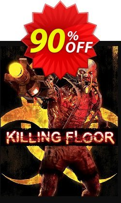 Killing Floor PC Coupon discount Killing Floor PC Deal - Killing Floor PC Exclusive offer for iVoicesoft
