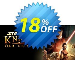 STAR WARS  Knights of the Old Republic PC Coupon discount STAR WARS  Knights of the Old Republic PC Deal 2021 CDkeys - STAR WARS  Knights of the Old Republic PC Exclusive Sale offer for iVoicesoft