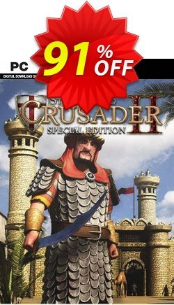 Stronghold Crusader 2: Special Edition PC Coupon discount Stronghold Crusader 2: Special Edition PC Deal 2021 CDkeys - Stronghold Crusader 2: Special Edition PC Exclusive Sale offer for iVoicesoft