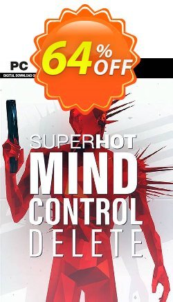 SUPERHOT: MIND CONTROL DELETE PC Coupon discount SUPERHOT: MIND CONTROL DELETE PC Deal 2021 CDkeys - SUPERHOT: MIND CONTROL DELETE PC Exclusive Sale offer for iVoicesoft