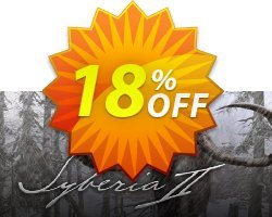 Syberia II PC Coupon discount Syberia II PC Deal 2021 CDkeys. Promotion: Syberia II PC Exclusive Sale offer for iVoicesoft