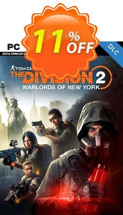 The Division 2 PC: Warlords of New York PC Coupon discount The Division 2 PC: Warlords of New York PC Deal 2021 CDkeys - The Division 2 PC: Warlords of New York PC Exclusive Sale offer for iVoicesoft