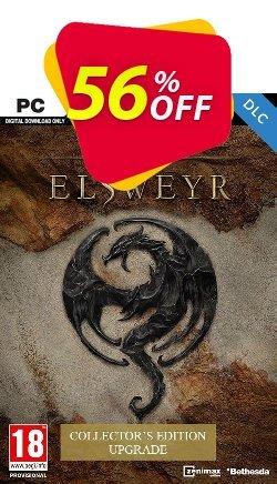 The Elder Scrolls Online - Elsweyr Collectors Edition Upgrade PC Coupon discount The Elder Scrolls Online - Elsweyr Collectors Edition Upgrade PC Deal 2021 CDkeys - The Elder Scrolls Online - Elsweyr Collectors Edition Upgrade PC Exclusive Sale offer for iVoicesoft