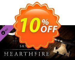 The Elder Scrolls V Skyrim  Hearthfire PC Coupon discount The Elder Scrolls V Skyrim  Hearthfire PC Deal 2021 CDkeys - The Elder Scrolls V Skyrim  Hearthfire PC Exclusive Sale offer for iVoicesoft