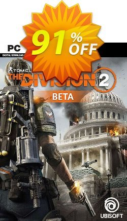 Tom Clancys The Division 2 PC Beta Coupon discount Tom Clancys The Division 2 PC Beta Deal 2021 CDkeys - Tom Clancys The Division 2 PC Beta Exclusive Sale offer for iVoicesoft