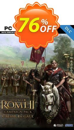 Total War: ROME II  - Caesar in Gaul Campaign Pack PC-DLC Coupon discount Total War: ROME II  - Caesar in Gaul Campaign Pack PC-DLC Deal 2021 CDkeys - Total War: ROME II  - Caesar in Gaul Campaign Pack PC-DLC Exclusive Sale offer for iVoicesoft