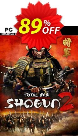Total War: Shogun 2 PC - WW  Coupon discount Total War: Shogun 2 PC (WW) Deal 2021 CDkeys - Total War: Shogun 2 PC (WW) Exclusive Sale offer for iVoicesoft