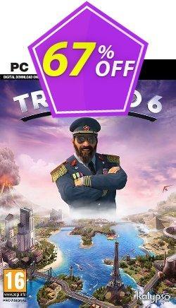 Tropico 6 PC Coupon discount Tropico 6 PC Deal 2021 CDkeys - Tropico 6 PC Exclusive Sale offer for iVoicesoft